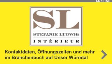 SL Stefanie Ludwig Interieur - die Welt des stilvollen Wohnens
