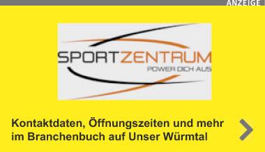 Sportzentrum Martinsried – Fitness, Yoga & Sport auf 8.000 qm
