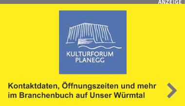 Kulturforum Planegg | Kupferhaus | Kultur in Planegg | Kupferhaus Planegg