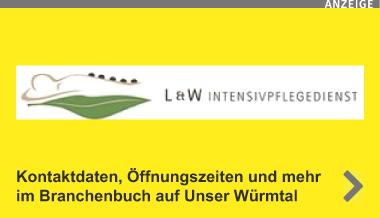 Der L&W Intensivpflegedienst in Gräfelfing steht für Kompetenz und Menschlichkeit