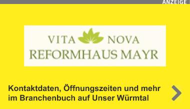 Reformhaus Mayr - Reformhaus des Jahres