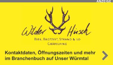 Wilder Hirsch  WIRTSHAUS -BIERGARTEN - EVENTLOCATION