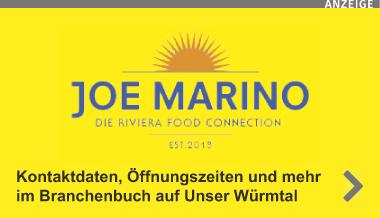 Restaurant JOE MARINO – DIE RIVIERA FOOD CONNECTION in Gräfelfing
