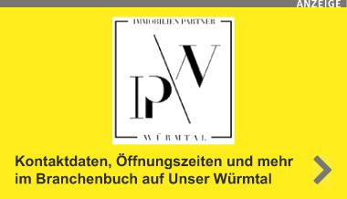 Immobilien Partner Würmtal GmbH - Baufinanzierung, Kaufberatung, An- u. Verkauf, Immobilien Renovieren & Sanieren