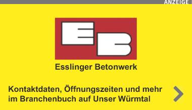 Esslinger Beton. Bau-Ideen für Haus und Garten.