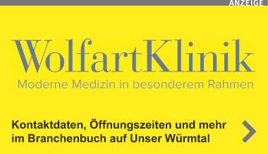 Wolfart Klinik - wir rücken Ihren Gesundheitsproblemen und Schmerzen auf die Pelle!