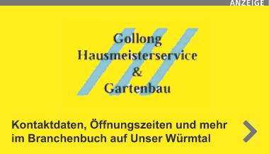Gollong - Hausmeisterservice und Gartenbau